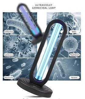 Hoe werkt een UV-C lamp